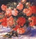 renoir peonies c1880