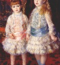 renoir pink and blue the cahan danvers girls