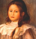renoir portrait of a child
