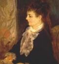 renoir portrait of an anonymous sitter