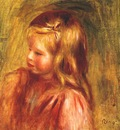 renoir portrait of coco