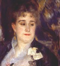 renoir portrait of mme charpentier c1876
