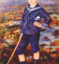 renoir sailor boy portrait of robert nunes