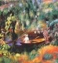 renoir the skiff 1878