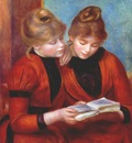 renoir the two sisters