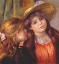 renoir two girls 1890