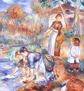 renoir washerwomen c1888