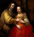 Rijn van Rembrandt The Jewish bride Sun