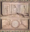 Robbia Monument to Bishop Benozzo Federighi