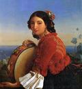 Robert Leopold Girl from Sorrent Sun