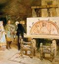 Rochussen Charles Countess Petronella in Egmond abby Sun