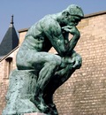The Thinker, Rodin 1600x1200 ID 8128 PREMIUM