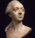 Roland Philippe Lorent Portrait Bust of the Architect Pierre Rousseau