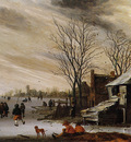Rombouts Salomon Merriment on ice Sun