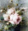 Roosenboom Margaretha Vase with roses Sun