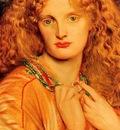Dante Gabriel Rossetti Helen of Troy, De