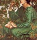 Dante Gabriel Rossetti The Daydream, De
