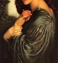 Rossetti, Dante Gabriel Proserpine end