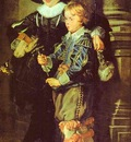 Peter Paul Rubens Artists Sons Albert and Nicholas