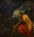 Peter Paul Rubens St  Jerome