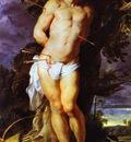 Peter Paul Rubens St  Sebastian