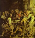 Peter Paul Rubens The Last Supper