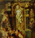 Peter Paul Rubens The Statue of Ceres