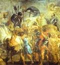 Peter Paul Rubens The Triumph Entrance of Henry IV into Paris