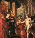 Rubens An Offer of Negotiation, 1621 1625, Louvre