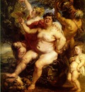 Rubens Bacchus 1638 40, Hermitage, St  Petersburg