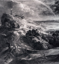 Rubens Landscape With The Shipwreck Of Aeneas