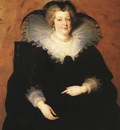 Rubens Marie de Medici Queen of France