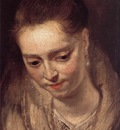 Rubens Portrait of a Woman