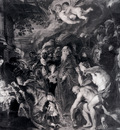 Rubens The Adoration Of The Magi