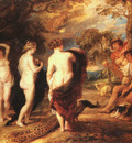 Rubens The Judgment of Paris c 1636 NG London