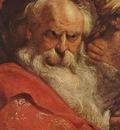 The Adoration of the Magi detail WGA