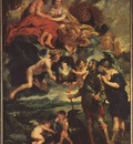 bs Rubens Presentation of Portrait [1633]