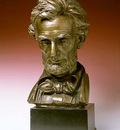 Saint Gaudens Augustus Abraham Lincoln
