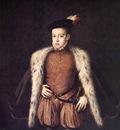 SANCHEZ COELLO Alonso Prince Don Carlos Of Austria