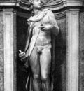 Sansovino J Apollo from the Loggetta of the Campanile