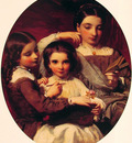 Portrait of the Russell Sisters