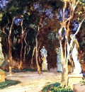 Sargent John Singer Shady Paths