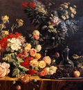 Schaefels Victor Lucas Flowers and fruits Sun