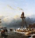Schelfhout Andreas Beacon at Haarlemmermeer Sun