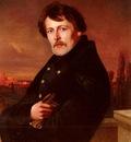 Schmidt Adolf A Portrait Of A Gentleman