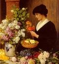 Scholderer Otto The Flower Arrangement