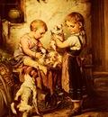 Schweninger Rosa Puppy Love