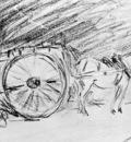 Sisley Alfred Sisleys carrige Sun