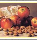 SnyderAnnie StillLifewithApples Nuts We