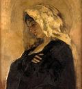 Sorolla y Bastida Joaquin La Virgen Maria